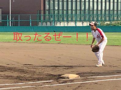 北19条店 【江口&山本】は【野球】の大会に出た!?