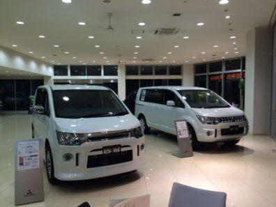 デリカD:5 ROADEST ROYAL TOURING 展示車入荷!