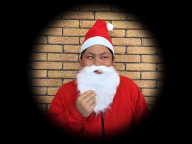 12月21日の北19条店です。サンタさんより。