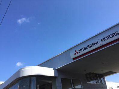4月1日の北19条店です。本日は晴天なり。