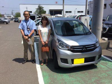 7月15日新車納車式Y様