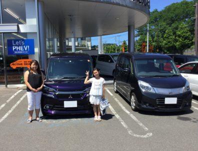 7月23日新車納車式