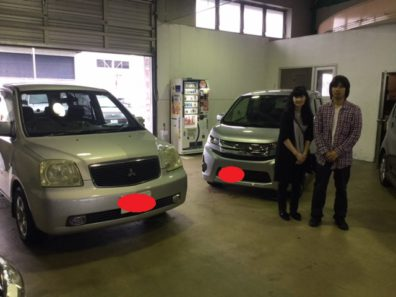 8月12日(土)M様納車式