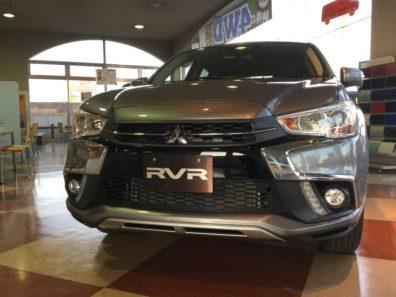 新型RVR登場!