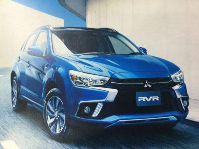新型RVRです!