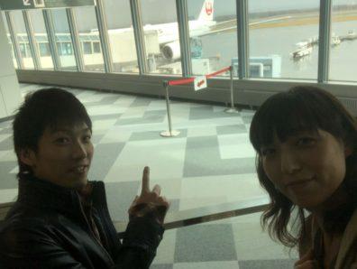 東京モーターショーへ出発します(^_−)−☆