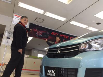 どかんと!大決算東店特別価格展示車eKワゴン
