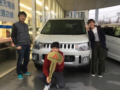 4月15日新車納車式・Part2