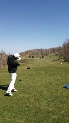 ゴルフシーズンになりました!