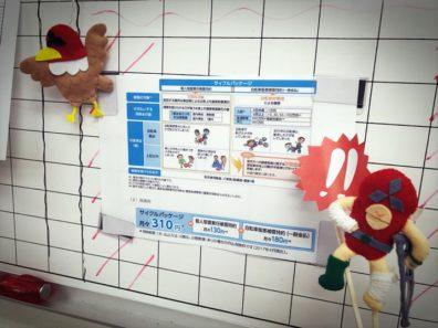 入って安心❤東京海上日動~伝説が愛した乗り物編~