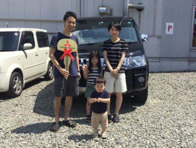 ###S様デリカD:5新車納車###