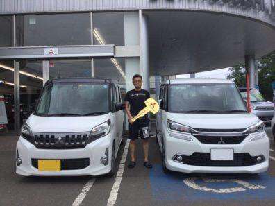 7月7日新車納車式
