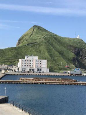 「利尻島」、「礼文島」に行ってきました。