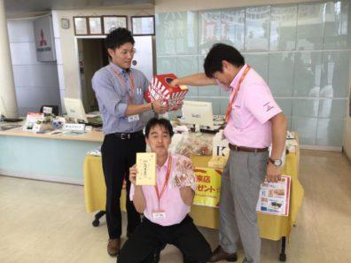 本日から決算セール開催!!