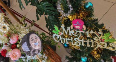 小樽店にもクリスマス到来。