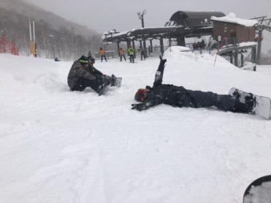 よねだの休日~スノーボード編~