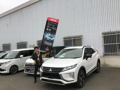 北海道神宮祭の時期ですが、北海道三菱自動車東店も15日と16日は展示会開催します。
