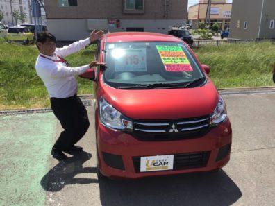☆中古車情報☆ ekワゴン