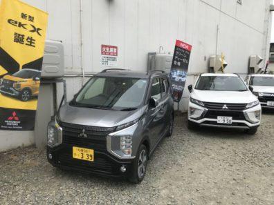 始まりました!!豊平店SUV試乗祭り!!