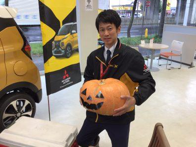 10月の北海道三菱は!?
