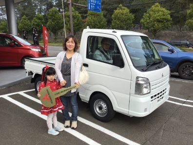 10月12日新車納車式