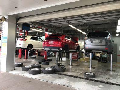 小樽店的タイヤ交換故事☆