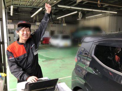 北19条店 あの男が 【三菱自動車サービス技術コンテスト】でついに・・・