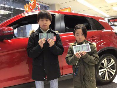 11月23・24日のスタンプラリーの結果発表!!!