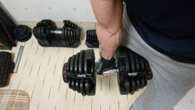 筋肉と会話するメカニック。