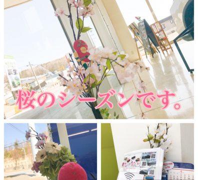4月の小樽店🌸ショールーム情報