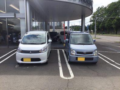 6月27日eKワゴン納車式