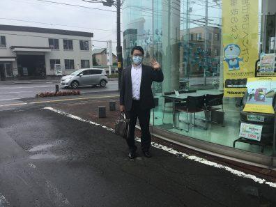 江別店 新人鈴木の旅立ち