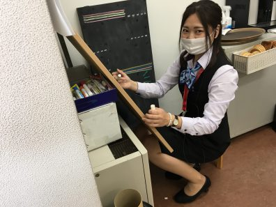 ショップスタッフ2人体制!!
