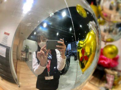 西店ビッグイベント♪店内はキラキラ(^_-)-☆