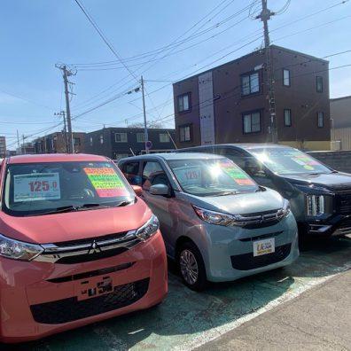 北19条店【春1発目のフェア🌸】軽自動車フェア詳細