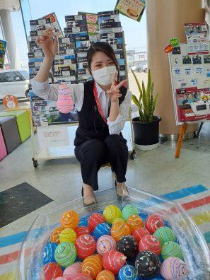 【石狩店】暑~い((+_+))