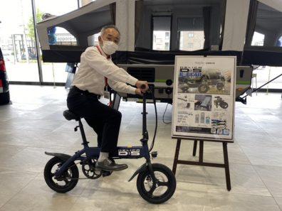 【入荷!】デリカD:5🚲電気アシスト自転車🚲===