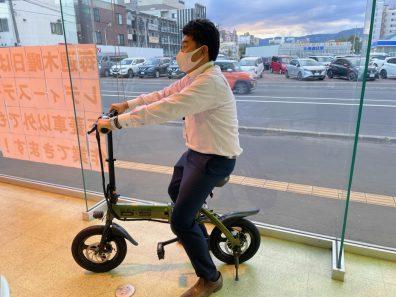 北19条店【入荷いたしました!】デリカD:5電動自転車🚲